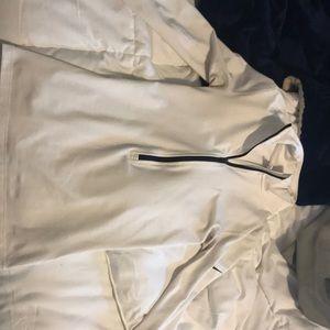 Half zip nike jacket